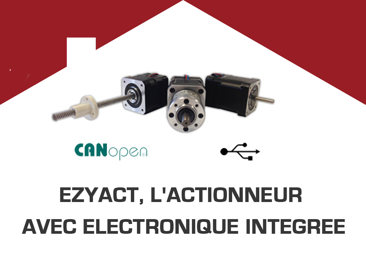 ezyact l'actionneur facile